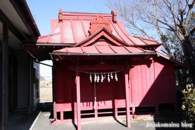 水神社(春日部市谷原新田)4