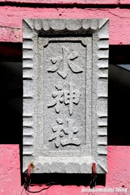 水神社(春日部市谷原新田)3
