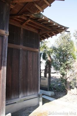 稲荷神社(春日部市大場)5