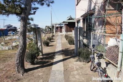 稲荷神社(春日部市大場)1