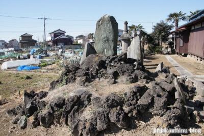 稲荷神社(春日部市大場)8