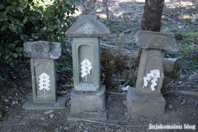 稲荷神社(春日部市大場)7