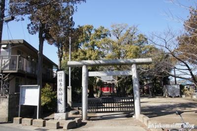 香取神社(春日部市大場)1