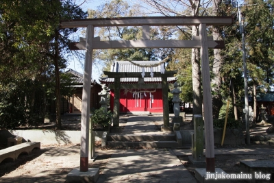 香取神社(春日部市大場)6