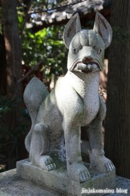 香取神社(春日部市大場)21