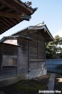 香取神社(春日部市大畑)8