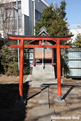 香取神社(春日部市大畑)12