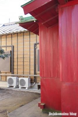 武里神社(春日部市大場)4