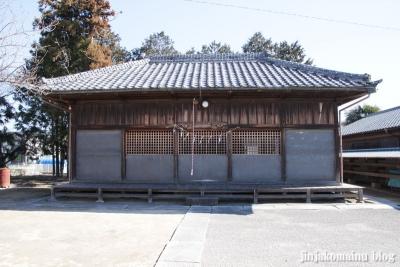 雷電神社(春日部市備後東)6