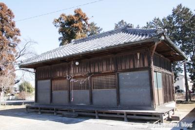 雷電神社(春日部市備後東)7