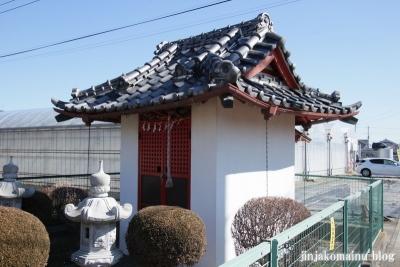 稲荷神社(越谷市平方)4