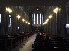 韓国明洞大聖堂-5