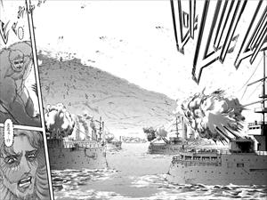 【画像】進撃の巨人、最新話の展開wwwww(ネタバレ)