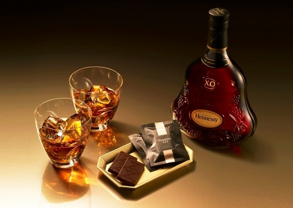 Hennessy XO MEETS CHOCOLATE