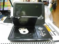 PROVE 9インチ ワンセグチューナー搭載ポータブルDVDプレーヤー IT-09MDO1重箱石12