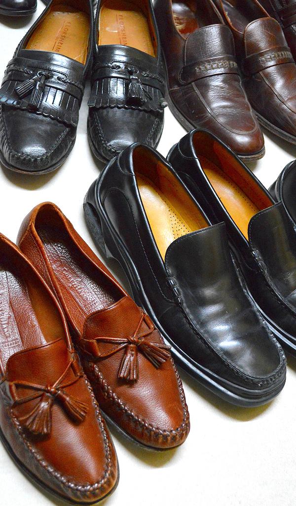 革靴レザーシューズ画像メンズコーデ@古着屋カチカチ02