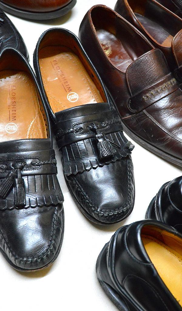 革靴レザーシューズ画像メンズコーデ@古着屋カチカチ04