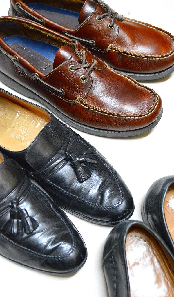 革靴レザーシューズ画像メンズコーデ@古着屋カチカチ05
