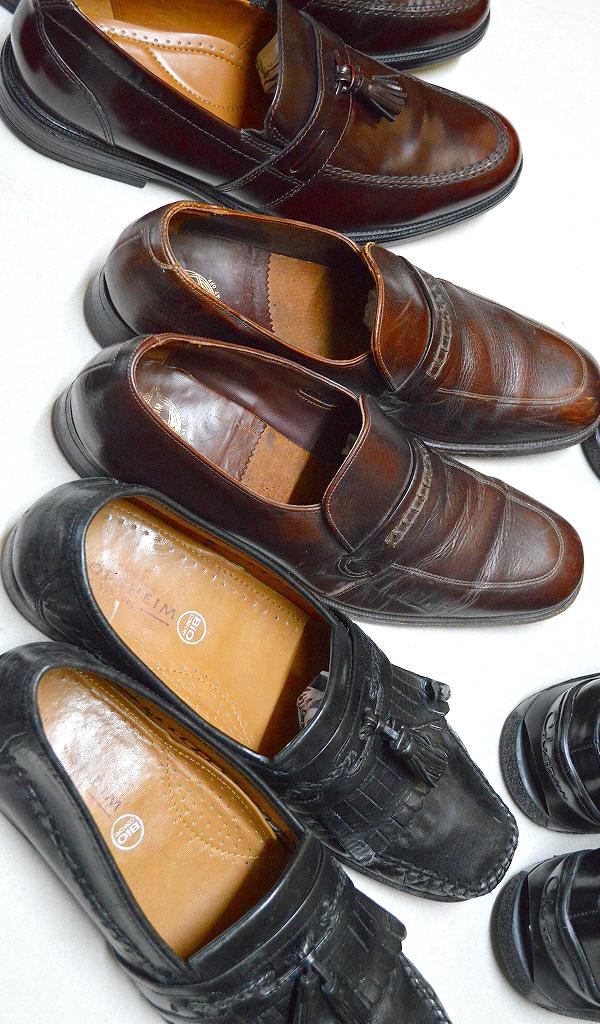 革靴レザーシューズ画像メンズコーデ@古着屋カチカチ07