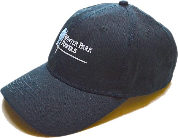 Black Capsブラックキャップ黒帽子@古着屋カチカチ03