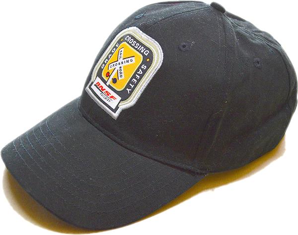 Black Capsブラックキャップ黒帽子@古着屋カチカチ06