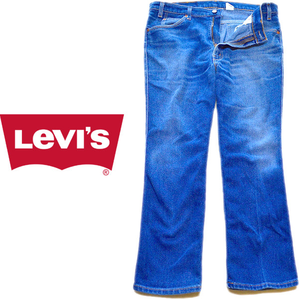 Levis Used Jeansリーバイスジーンズ画像コーデ@古着屋カチカチ06