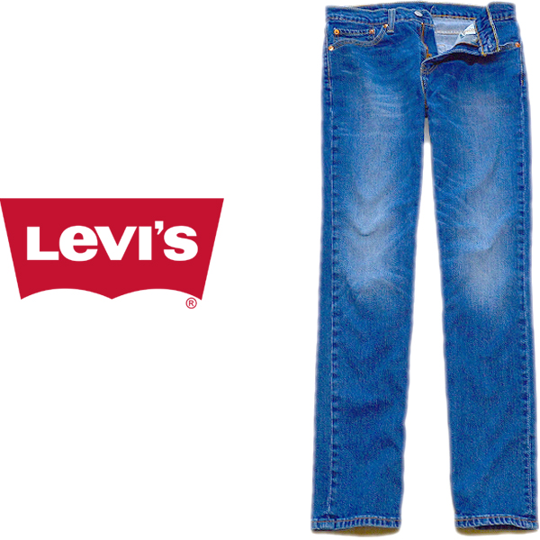 Levis Used Jeansリーバイスジーンズ画像コーデ@古着屋カチカチ07