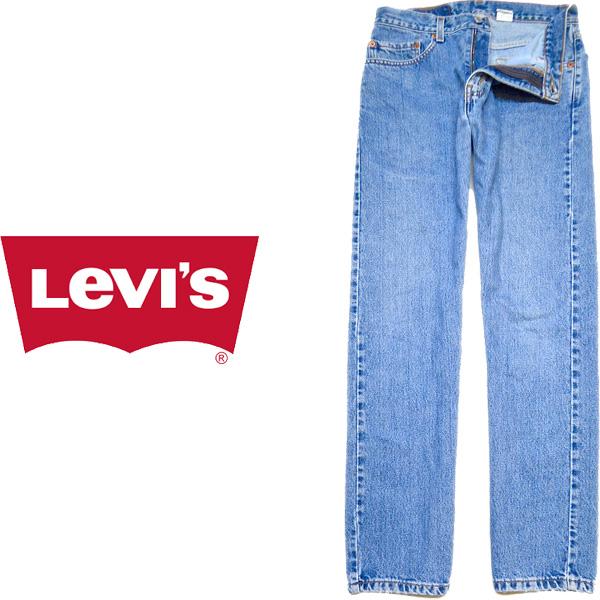 Levis Used Jeansリーバイスジーンズ画像コーデ@古着屋カチカチ08