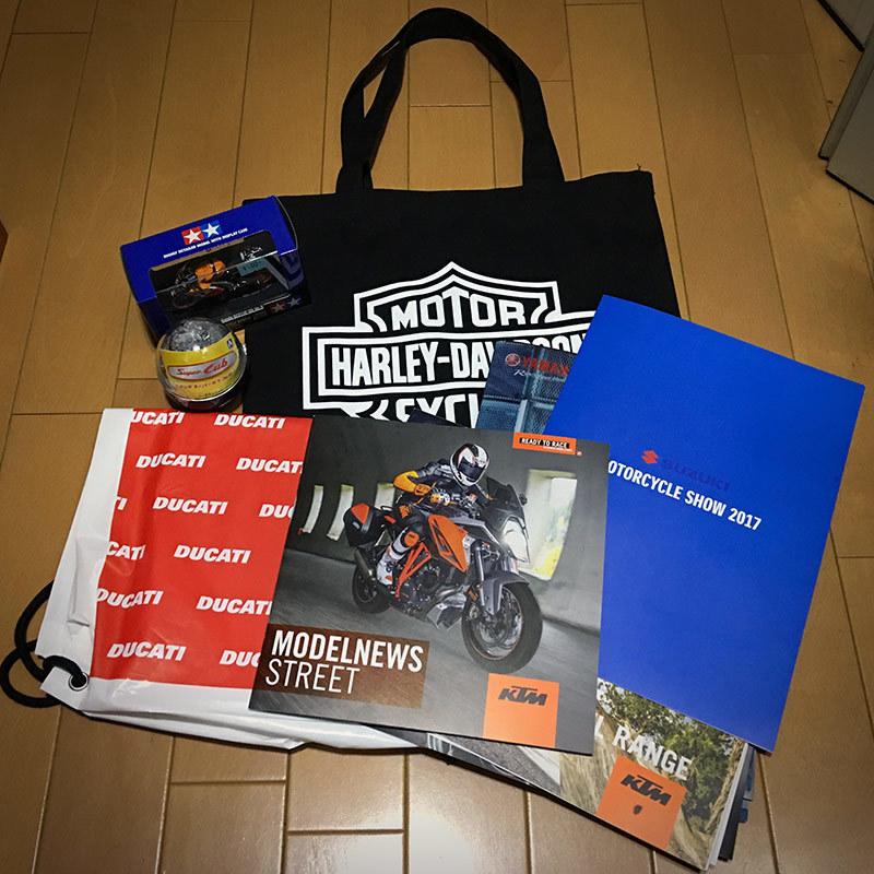 東京モーターサイクルショー2017_0