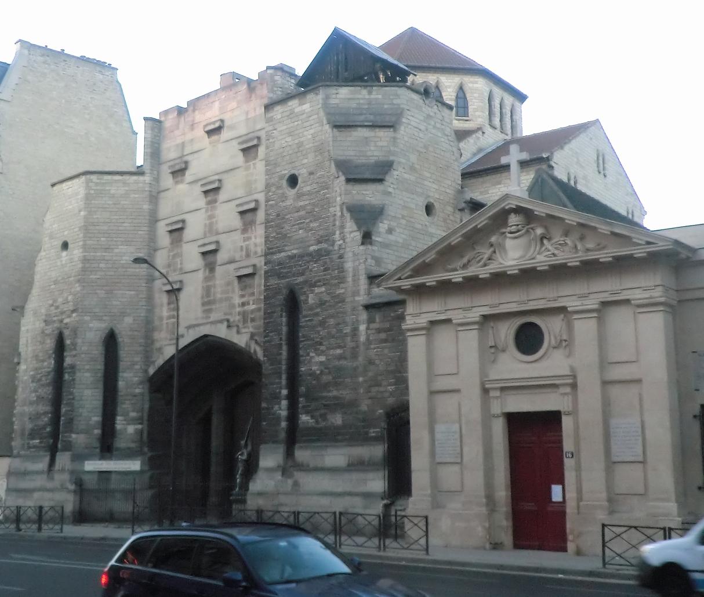ジャンヌ・ダルク教会