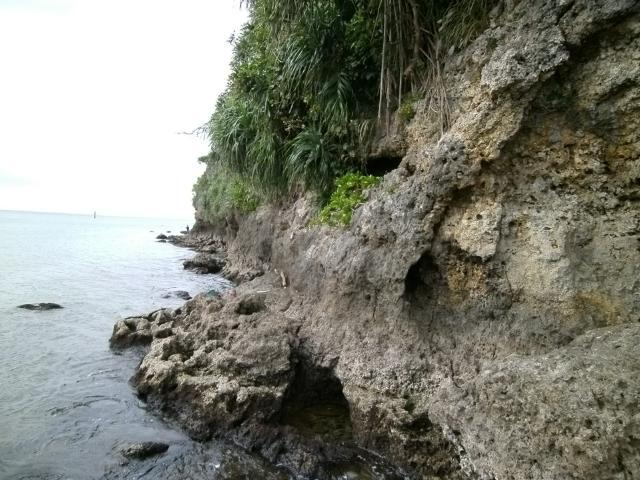 比謝川の震洋壕 (6)