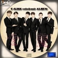 U-KISS solounit ALBUM