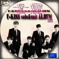 U-KISS solounit ALBUM☆
