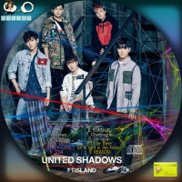 FTISLAND UNITED SHADOWS(初回限定盤B)