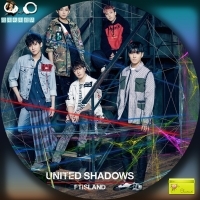 FTISLAND UNITED SHADOWS(初回限定盤B)汎用