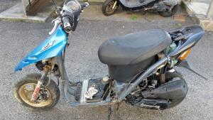 バイク本体