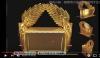 聖櫃の図を再現した聖櫃