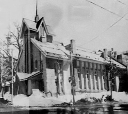 日本基督教会札幌北一条教会 1978年②