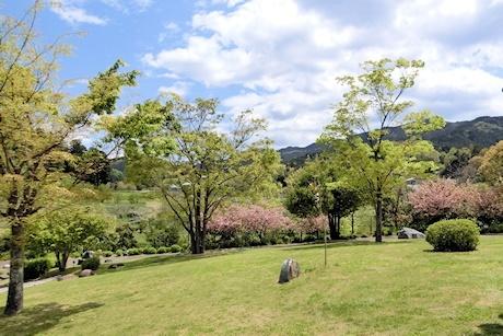 万葉庭園 (2)