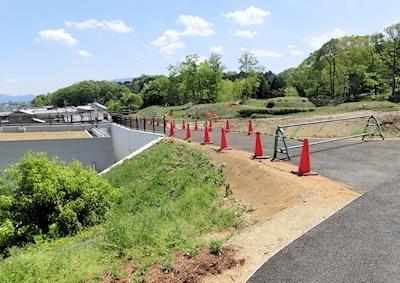 新沢千塚古墳群公園整備