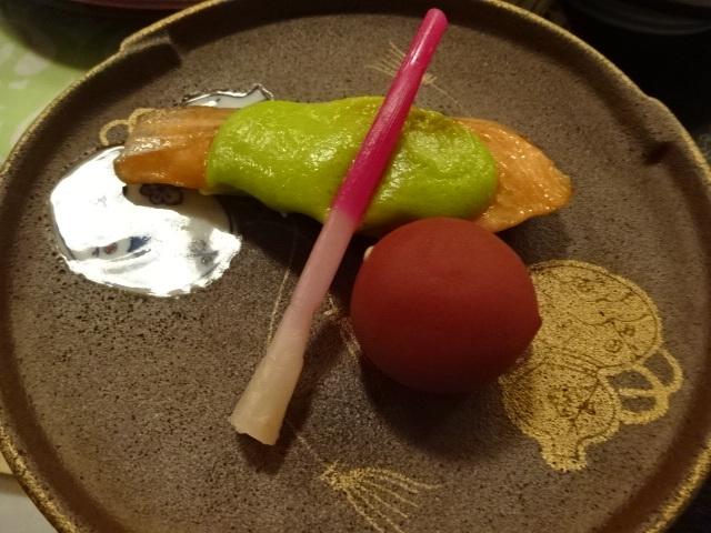 三養荘 夕食2