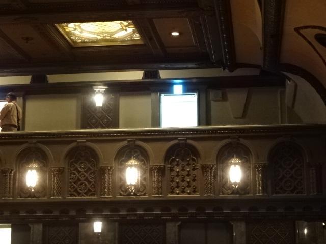三越劇場 照明