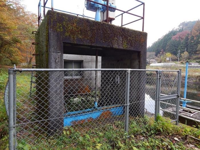 DSCN3557日南町小水力発電公社