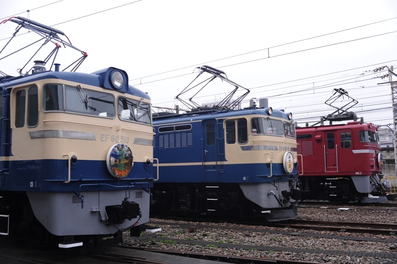 EF60 510 EF65 535 EF81 81