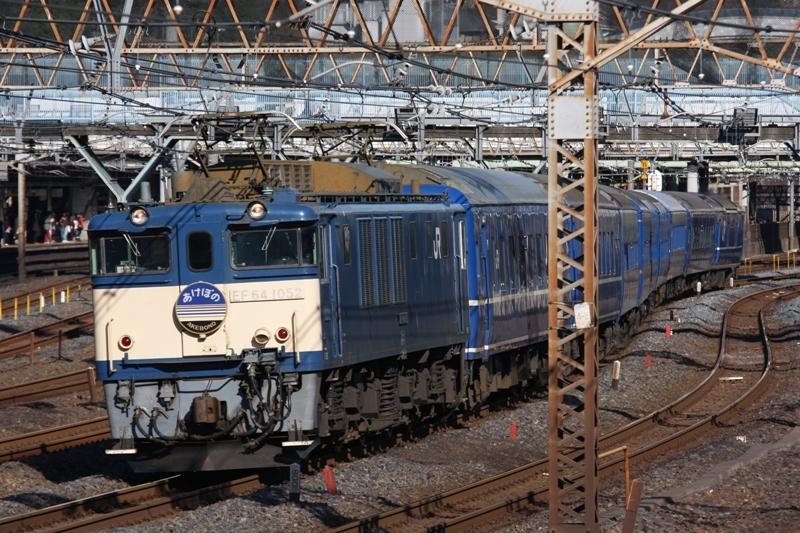 EF64 1052 2022レ
