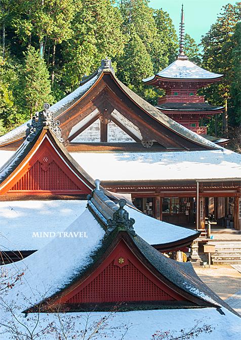長命寺-雪2