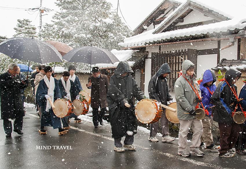 上賀茂神社 幸在祭