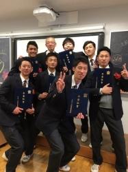 太郎 高校卒業式
