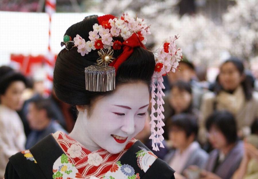 北野天満宮・梅花祭(野点)