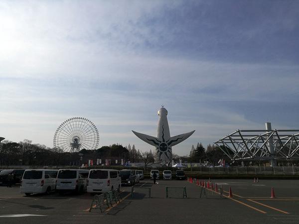 サイクルモードライド大阪2017①